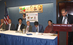 International Conference on Balochistan