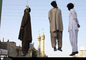 Baloch youth hanged in Iran